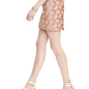 Banana Republic sequined mini skirt